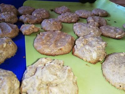 Petits gâteaux à la cacahuète