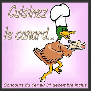 Cuisinez le canard