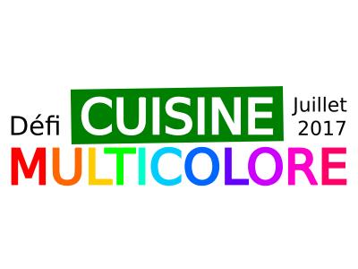 Défi Multicolore