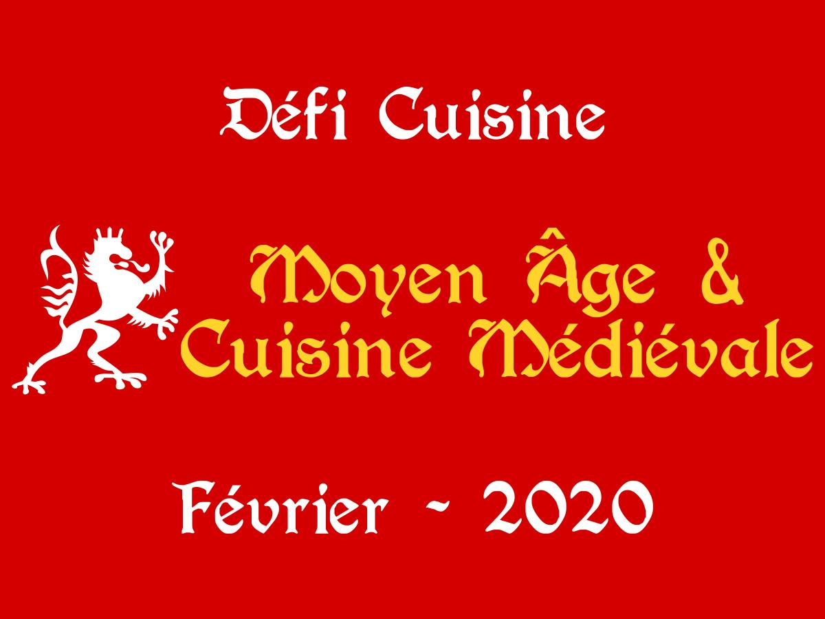 Cuisine du Moyen Age