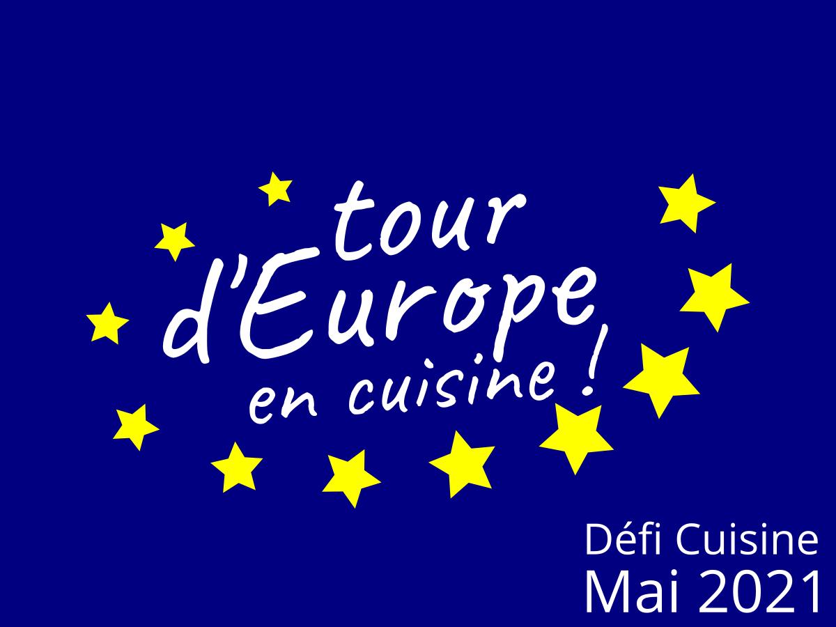 Tour d'Europe en cuisine