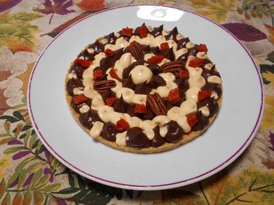 Gâteau Fantastik Potiron