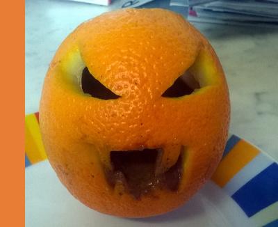Orange dévoreuse