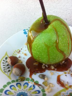 Ma pomme d'Amour d'Automne