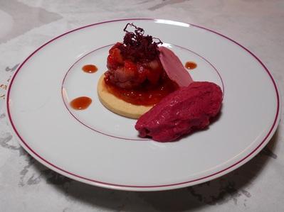 Tomate, fraise, betterave, framboise